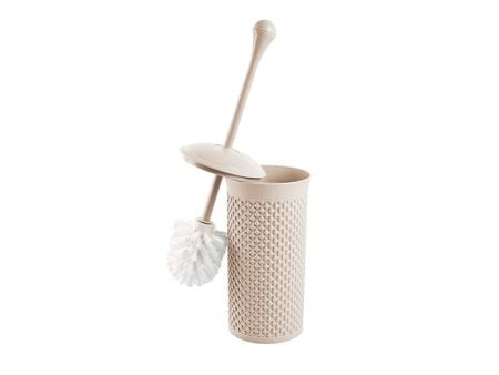 M-1019 TOILET BRUSH WITH DROP DESIGN