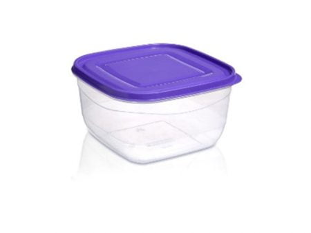 M-1107 - SOFT & LOCK FOOD SAVER NEW MODEL (19,5x19,5x11 CM )-2,6 L