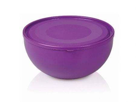 M-285 FIT ROUND BOWL WITH LID (16,5 X 8,5 CM) 1,2 LT
