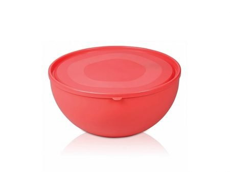 M-300 FIT ROUND BOWL WITH LID (26 x 12,5 CM) 4,8 L