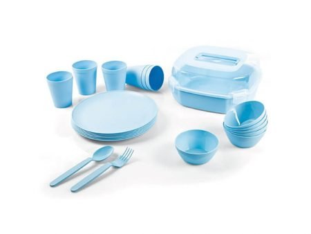 M-3974 FAMILIA PICNIC SET (6 Person & 26 pcs)