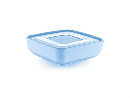 M-033 - FIT SQUARE BOWL WITH LID (23,5,X 23,5 X 7,8 CM 3 LT