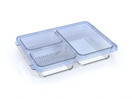 M-788 FOOD SAVER (Three Division) (28 X 20 X 5 CM)